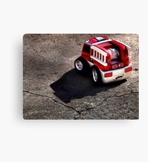 The Little Engine That Could Canvas Print
