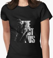 The Last Of Us - Ellie and Joel Design Women's Fitted T-Shirt