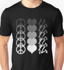 Peace Love and Buddha T-Shirt