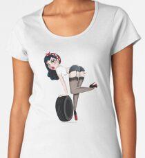 Garage Honey Women's Premium T-Shirt