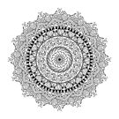 Mandala by squishygay