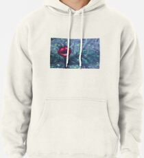 Floral Hellscape IV Pullover Hoodie