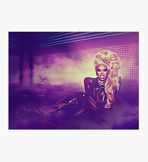 RuPaul - Born Naked Design Photographic Print