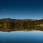 Rydal Water Reflections, Cumbria by JMChown