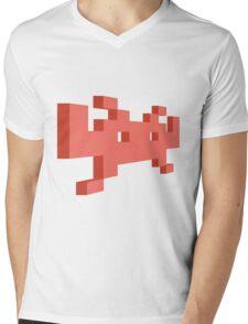 3D Invader T-shirt