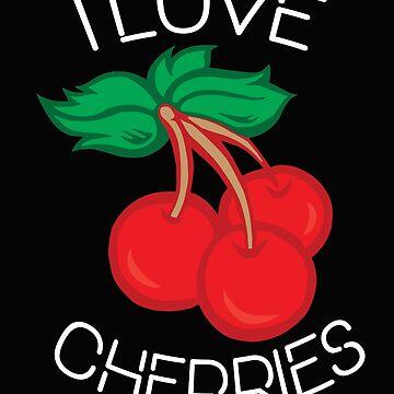 I love cherries Tasty cherry by tarek25