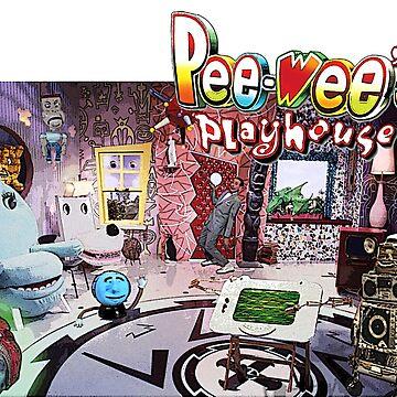Pee Wee's Playhouse by SoCalKid