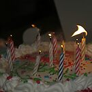 Blow out the Candles *<|:D by S S