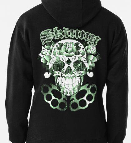 Wisconsin Skinny Sugar Skull T-Shirt