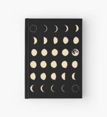 Mondphasen Notizbuch