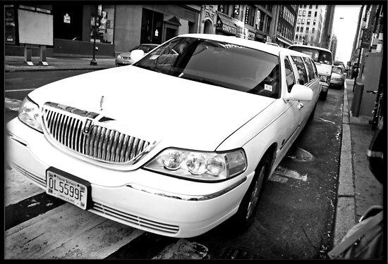 Uptown Limousine by Rdestruction