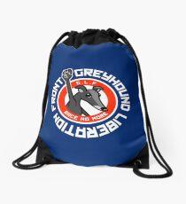 G.L.F (DARK COLOURS) Drawstring Bag