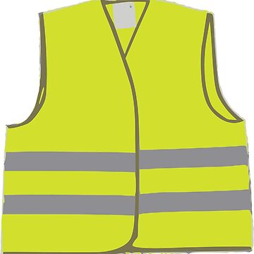 YELLOW VEST MACRON REVOLUTION CHRISTMAS by BattleRoyaleFan