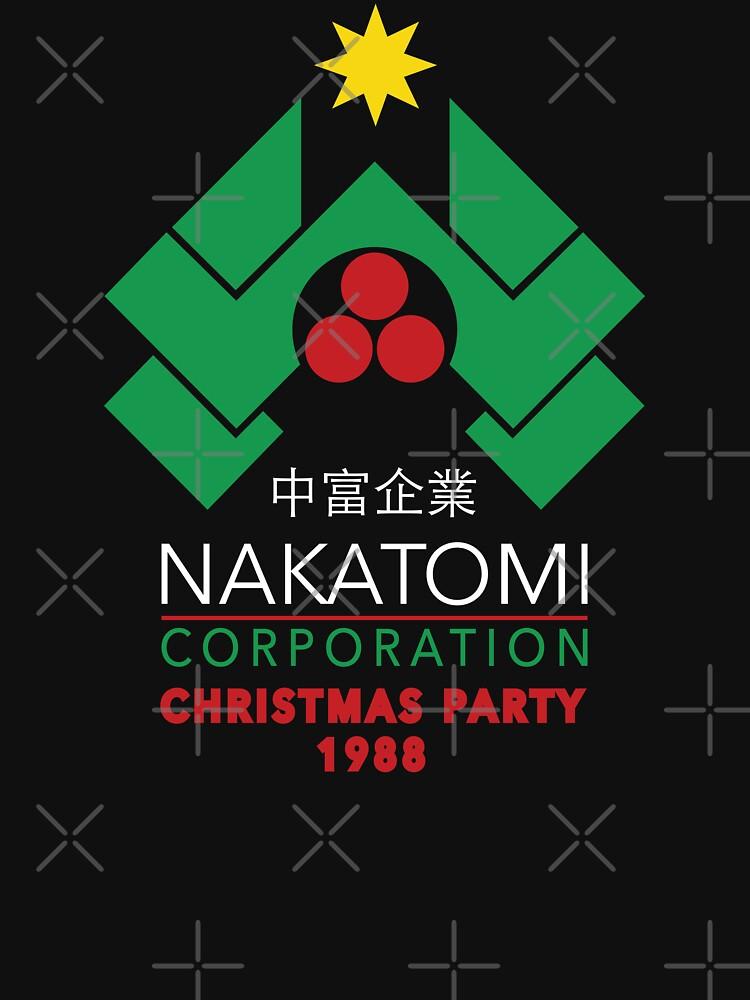 Nakatomi Corporation - Christmas Party by Purakushi