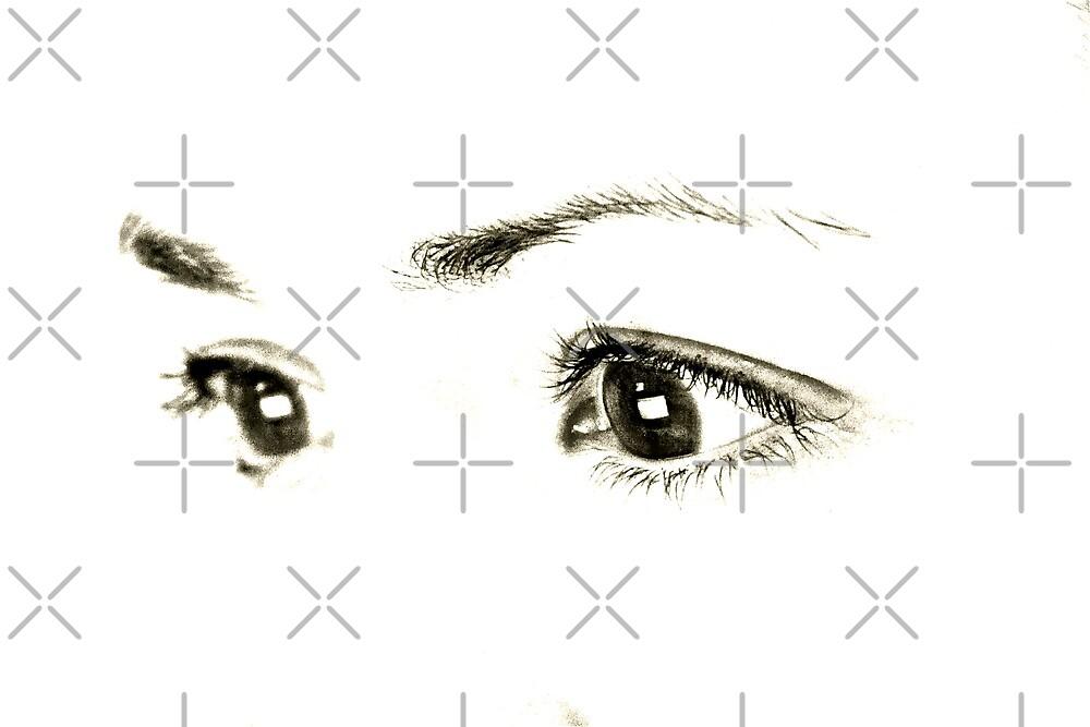 In my daughter's eyes by Danica Radman