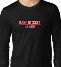 Friday the 13th Part VIII: Jason Takes Manhattan | Kane Hodder as Jason Long Sleeve T-Shirt
