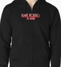 Friday the 13th Part VIII: Jason Takes Manhattan | Kane Hodder as Jason Zipped Hoodie