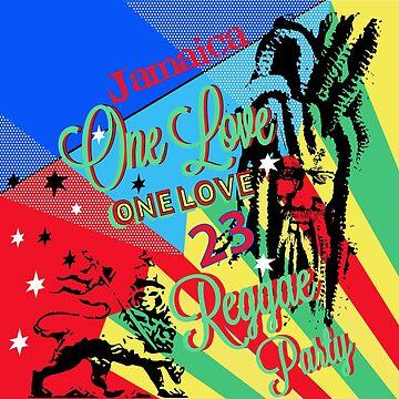 Reggae One Love Party by rastaseed