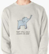 cute LOTR inspired elephant Pullover