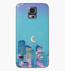 Classic Shoujo skies Case/Skin for Samsung Galaxy