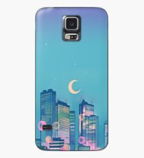 Classic Shoujo skies Case/Skin for Samsung Galaxy