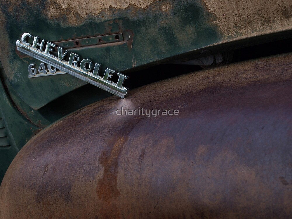old and rusted by charitygrace
