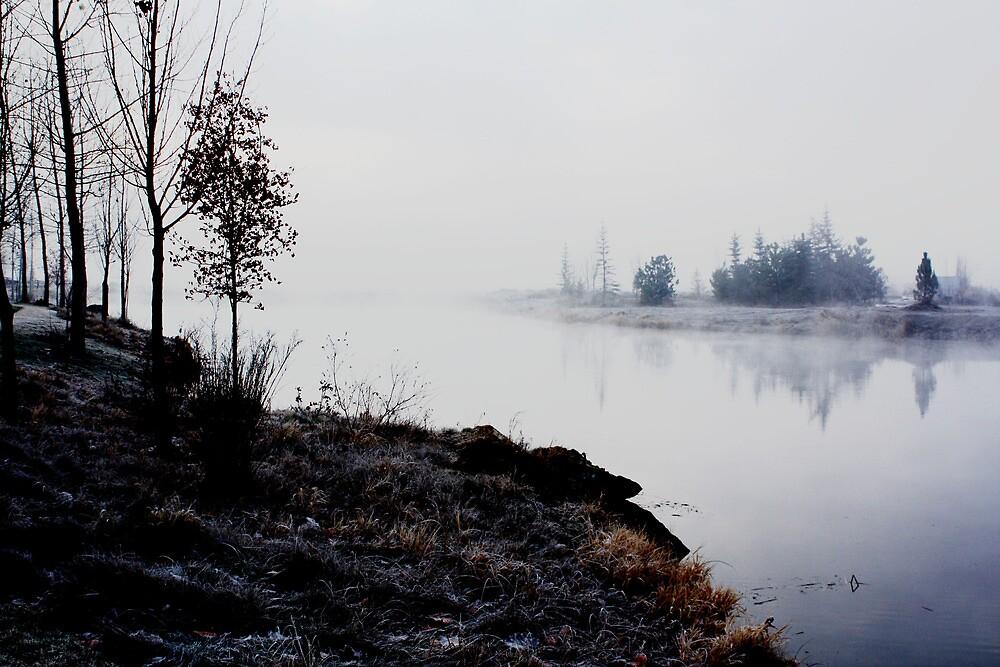 Mystic Island Retreat by Sharon Hagler