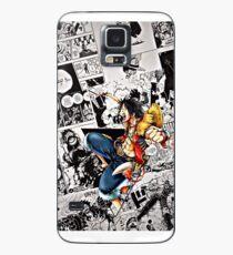 Luffy One Piece Case/Skin for Samsung Galaxy