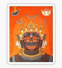 Tibetische Thangka-Kunst Sticker