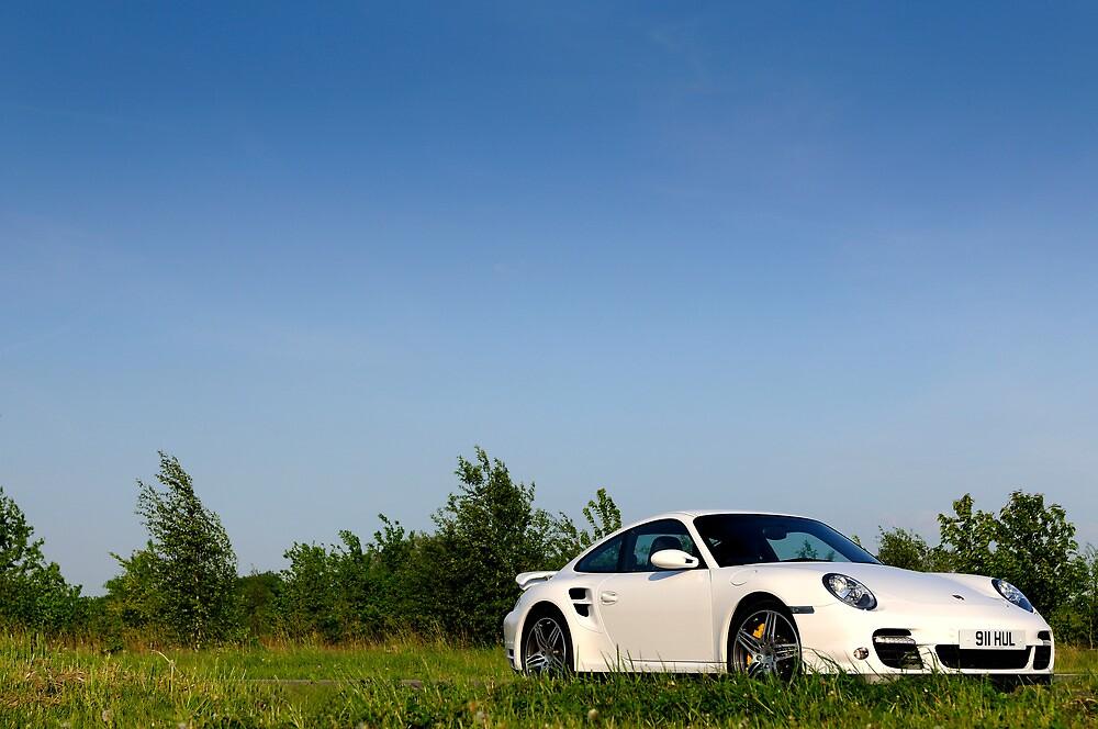 The 997 Porsche Turbo .... by M-Pics