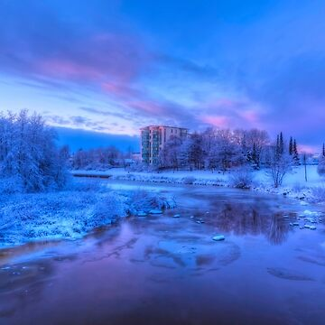 The First Snow by wekegene