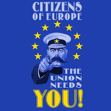 Citizens of Europe by Rigonis