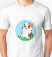 Ebichu minds the house, Oruchuban Ebichu, Gainax, Anime, Hamster, Hamtaro, Orochuban, Ebichuman, おるちゅばんエビちゅ Unisex T-Shirt