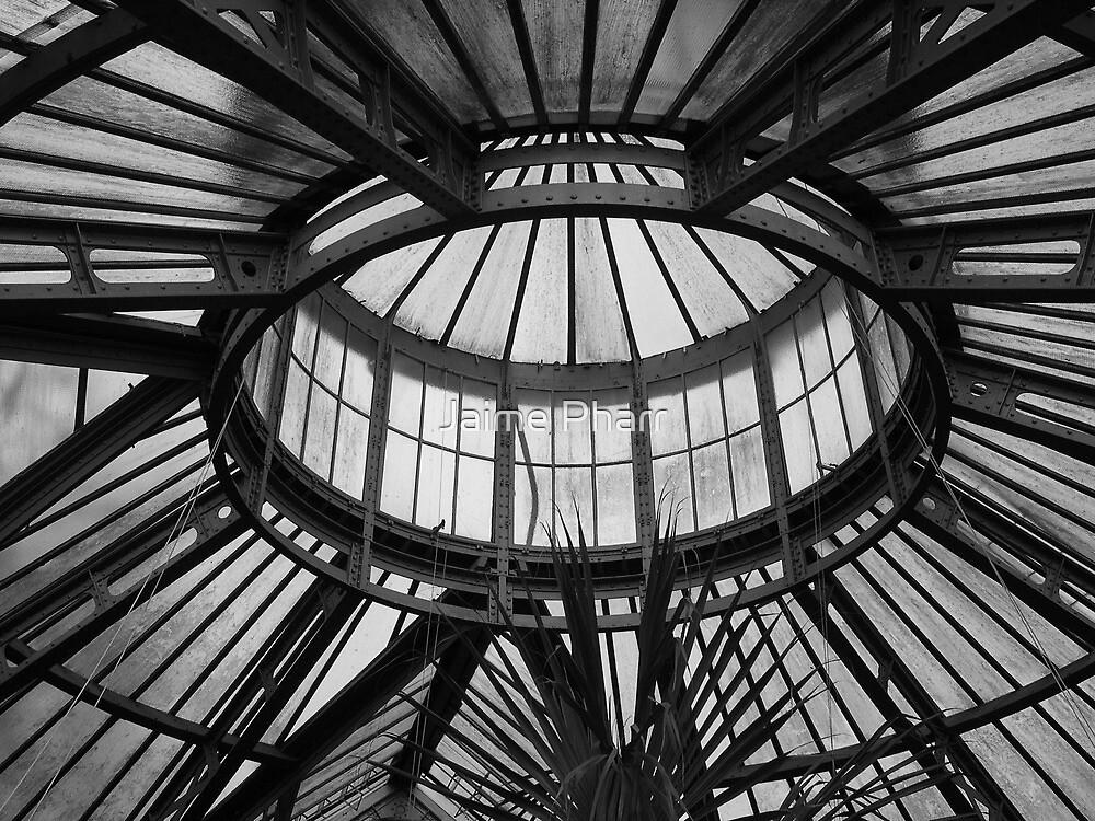Greenhouse roof by Jaime Pharr
