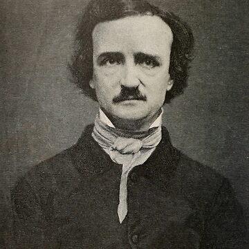 Edgar Allan Poe by romeobravado