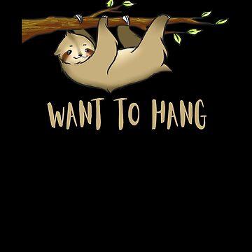 Cutest Sloth by DBA-Dezines