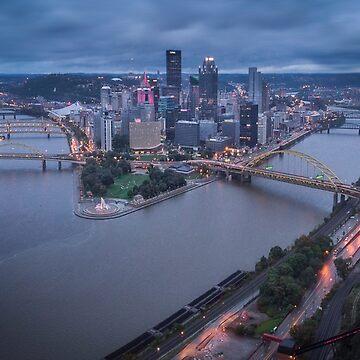 Pittsburg, Pennsylvania by mattmacpherson