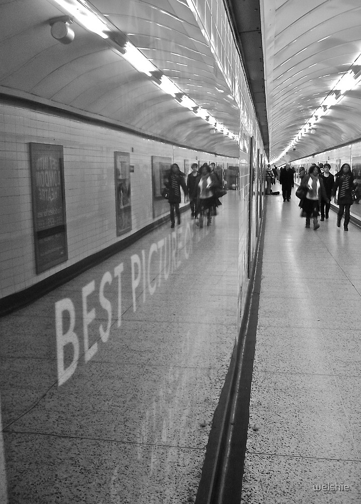 Best Picture - (London Underground) by welshie