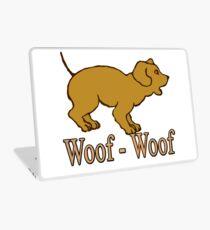 Vinilo para portátil Woof - Woof