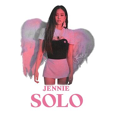 BLACKPINK JENNIE - SOLO by Red-One48