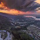 Vancouver Harbor, Canada by mattmacpherson