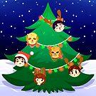 Friendship Tree by darkmagicswh