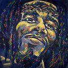 Black Jesus II by DaCre8iveOne