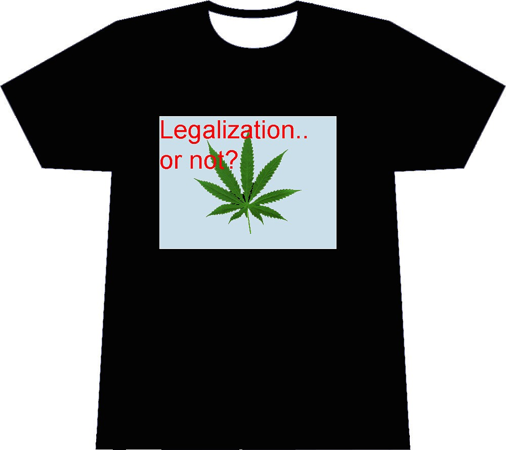 Legalization or not ? by elnsuperhero