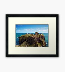 Dunnottar Castle, Scotland Framed Print