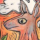 Kangaroo by Debby Haskard-Strauss