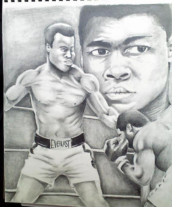 Ali The Great by Courtney Hill