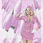 Communism rocks (in pink) by LAZY  J