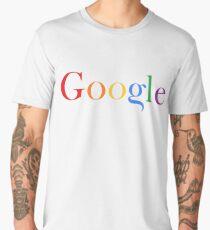 GOOGLE Men's Premium T-Shirt