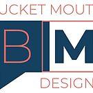 Bucket Mouth Designs Logo (Small) by Samm Poirier